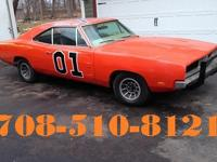 "1969 Dodge Charger ""General Lee"" 440 Engine with 727"