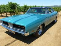 I'm selling my 1969 Dodge Charger R/T 440 completely