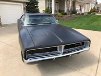 OFFERED FOR SALE IS A 1969 DODGE CHARGER R/T. THESE