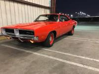 1969 Dodge Charger R/T date coded motor, transmission,