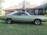1969 Dodge Charger SE. all original SE car. #'s