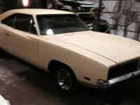 1969 Dodge Charger SE This is a numbers matching car