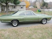 69 Coronet 440 440 is NOM Car would be a great GTX or