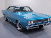 This Mopar is a beautiful and rare Coronet RT. Frame