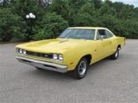 Just in and priced to sell is this 1969 Real Deal Dodge
