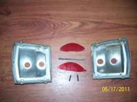 I have a set of tail light buckets from a 69 Dart...all