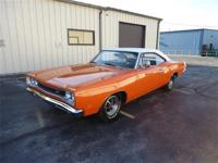 All trades considered. This restored 1969 Dodge Coronet