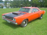1969 Dodge Super Bee ..50,726 Original Miles . Initial
