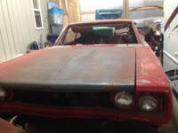 1969 Dodge Super Bee (OH) - $16,000 This is a project