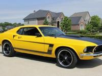 1969 Fastback Mustang 302ci. Engine Muncie 4 Speed