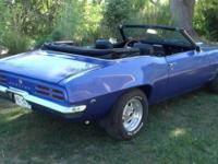 Brought back firebird conv. in terrific disorder,