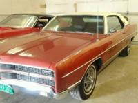 Look out classic car enthusiasts! This 1969 Ford LTD