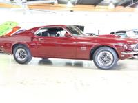 1969 FORD MUSTANG BOSS 429 (KK#1803) Original 19,500