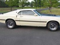 1969 Ford Mustang American Classic This fantastic