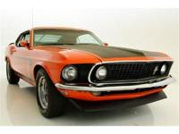 1969 FORD MUSTANG 302 BOSS EXOTIC CLASSICS IS PLEASED