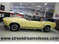 There are lots of Mustang convertibles on the market