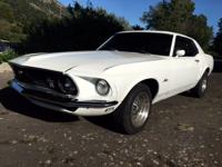 This 1969 Ford Mustang has been a fun Resto Mod build