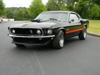 SUPER NICE FASTBACK MUSTANG!! MATCHING NUMBERS 351
