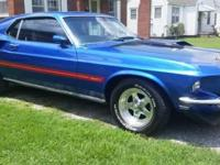 1969 Ford Mustang for sale (TN) - $26,500 '69 Ford