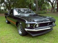 Beautifully restored 1969 Ford Mustang Mach1 428 CJ,