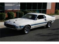 This 1969 Shelby GT500 (Stock # B1642) is available in