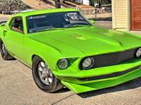 1969 Ford Mustang SUBLIME 69 MACH 1 351-Series -