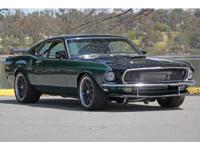 1969 Ford Mustang True Mach 1 Exterior mods will
