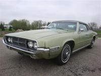 1969 Ford Thunderbird Four Door Landau - Only 23,960