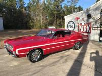For your consideration 1969 Ford Gran Torino GT hardtop
