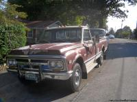 For sale 1969 GMC Camper Special C-2500 w/ extra