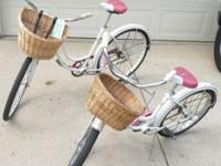 "1969 20"" Hollywood Schwinn Girl's Bicycle All Original"