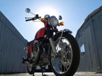 1969 Honda CB750 Sandcast, restored down to the nuts