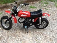 1969 Indian MM5A This bike has been restored Would make