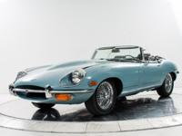 1969 Jaguar XKE Convertible (E-Type Series II)
