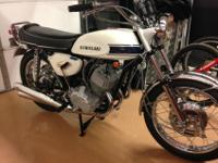 Ultra uncommon Holy Grail 1969 Kawasaki H1 Mach