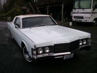 Year: 1969 Make: Lincoln Model: Continental Mileage: