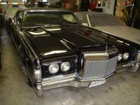 1969 Lincoln Continental Mark 3 460 cid V-8 Fully