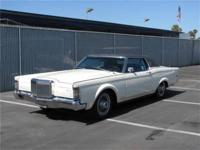 1969 LINCOLN MARK III 460 V8 AUTO, LOADED AND POWER