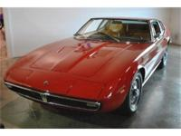 This 1969 Maserati Ghibli (Stock # B1638) is available