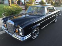 1969 Mercedes-Benz 200-Series  The car runs and drives