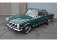 Year : 1969 Make : Mercedes-Benz Model : 280SL Exterior