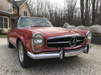 This is the most original 280SL we ve ever seen.