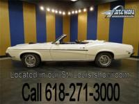Numbers matching 1969 Mercury Cougar XR7 Convertible up