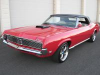 SUPER SHARP ONE OF A KIND 1969 MERCURY COUGAR