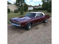 Year : 1969 Make : Mercury Model : Cougar XR7 Exterior