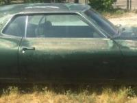 I am selling a 1969 Mercury Cougar XR7. It has the