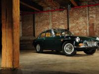 Today most people know the MGB as a fun, little,
