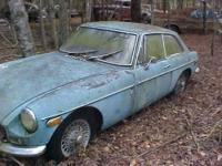 Very solid 1969 MGB-GT hatchback with original rebuilt