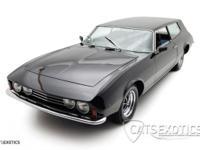 1969 Murena GT finished in gloss black over black &