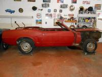 I have a 1969 mustang gt convertible project car 351w
